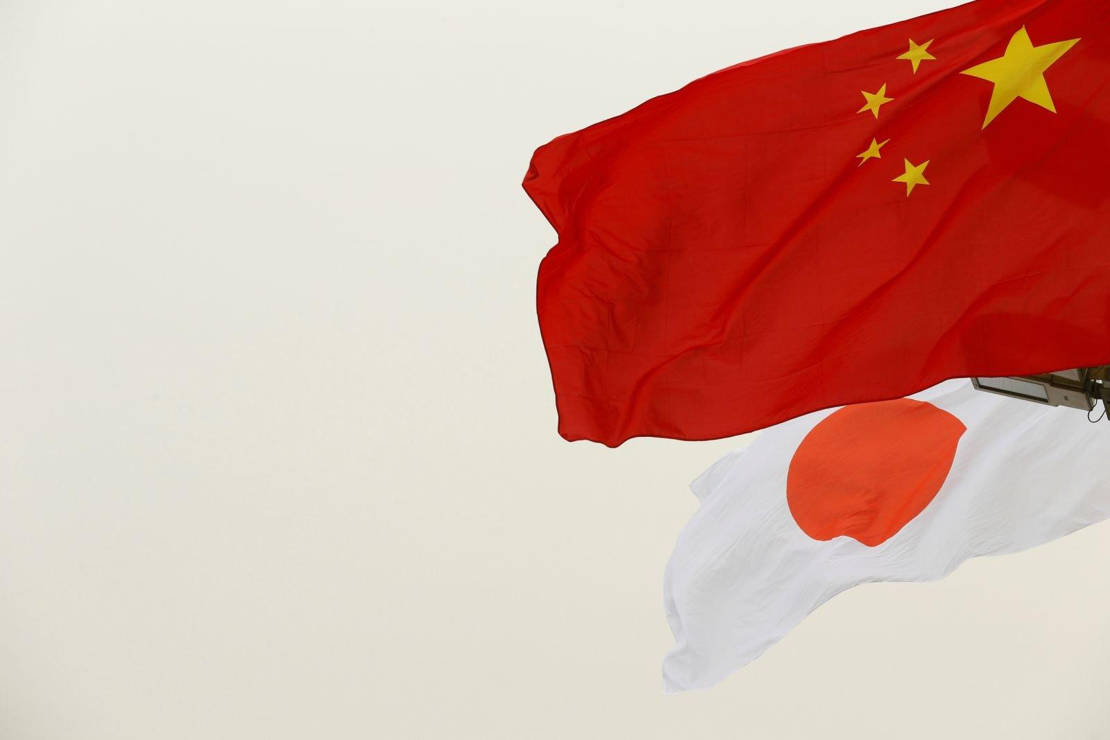 Tanpa sadar telah kecolongan duluan, Jepang pun langsung mengambil inisiatif serangan kepada China. (foto: Reuters)