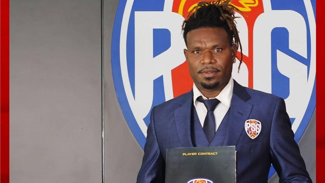 Bernadus Afner Kidup, pemain asal Papua yang kini menjadi milik PSG. (foto: instagram.com/psg_pati)