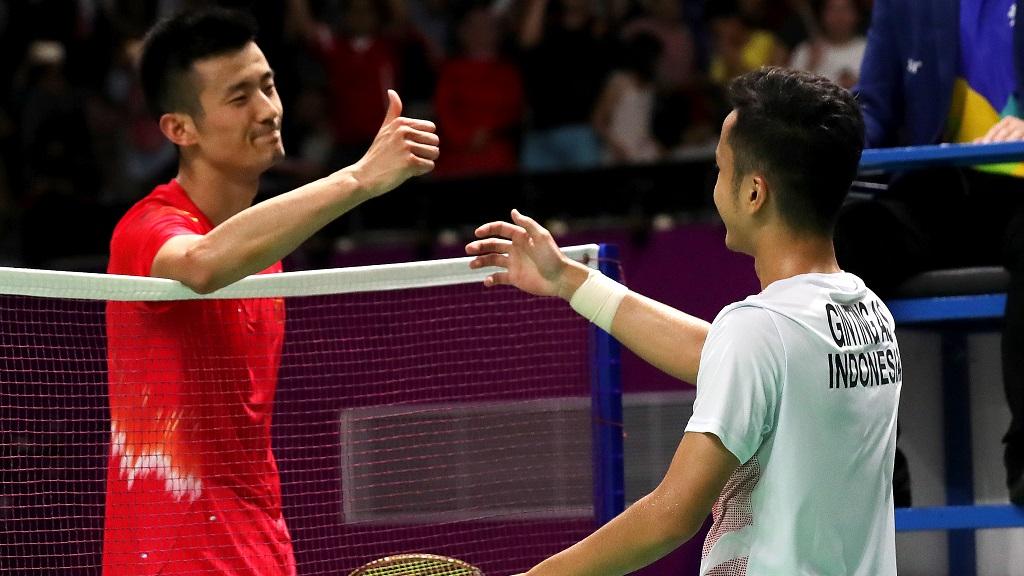 Mendekati pesta olahraga dunia, Olimpiade Tokyo 2020, media China tak anggap Indonesia sebagai pesaing dalam memperebutkan medali emas. (foto: BWF)