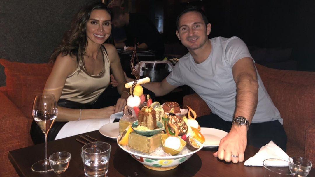 Cerita Lucu Istri Lampard yang Ketahuan 'Selingkuh' oleh Suaminya