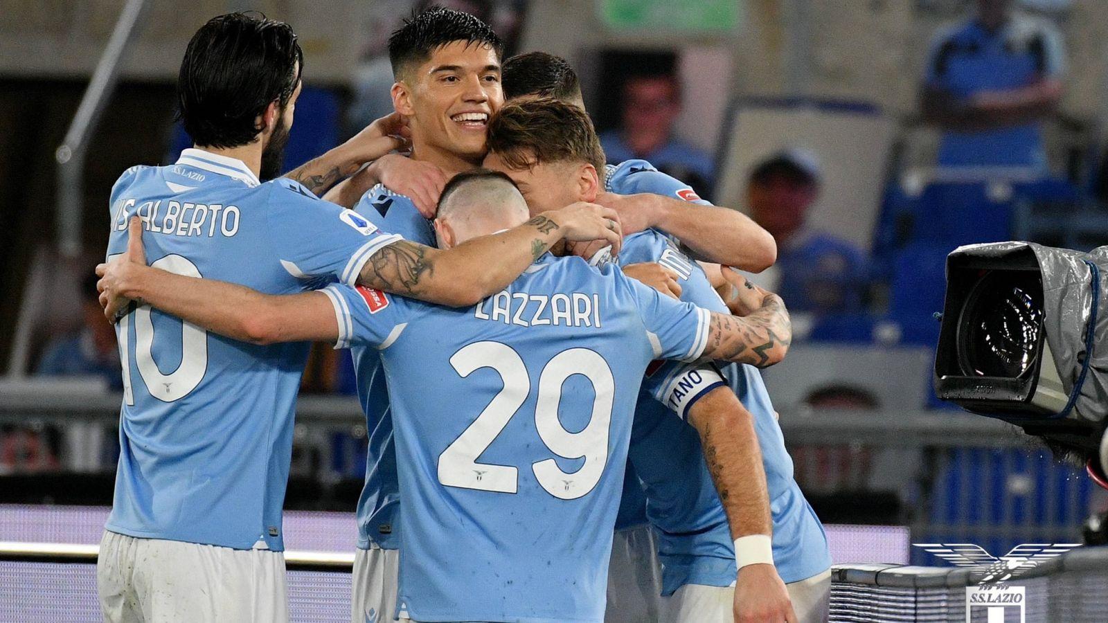 Link Live Streaming Serie A Italia Napoli vs Lazio: Misi 4 Besar