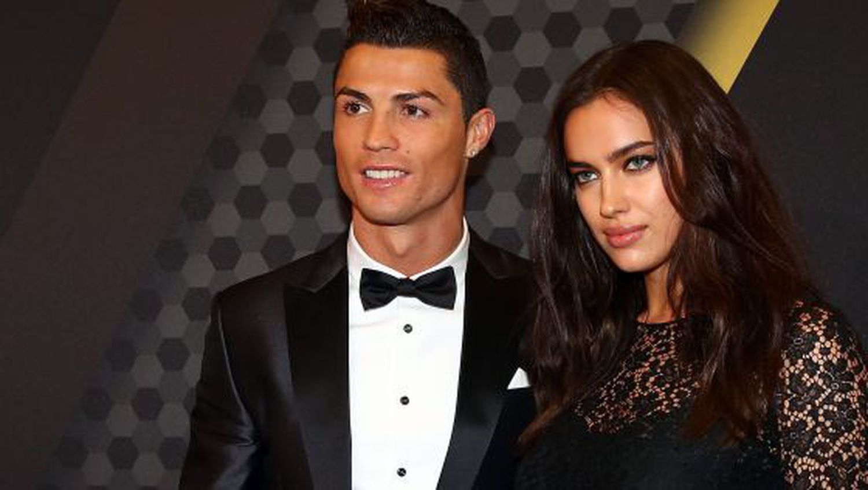 Cristiano Ronaldo dan Irina Shayk. (foto: english.elpais.com)