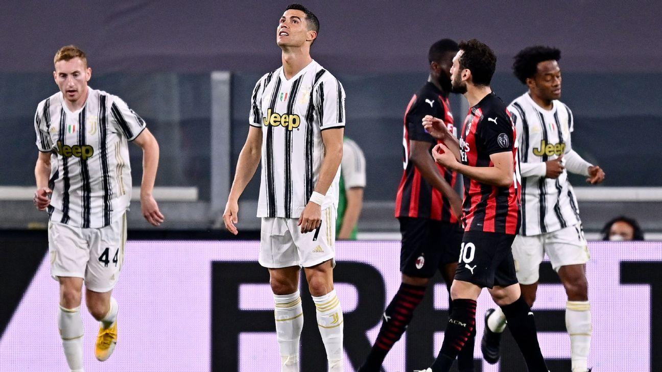 Nasib Juventus Hancur-hancuran, Sungguh Nyata di Depan Mata