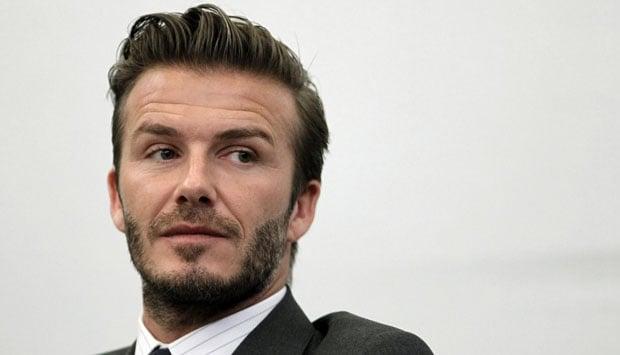 David Beckham. (foto: REUTERS/Aly Song)