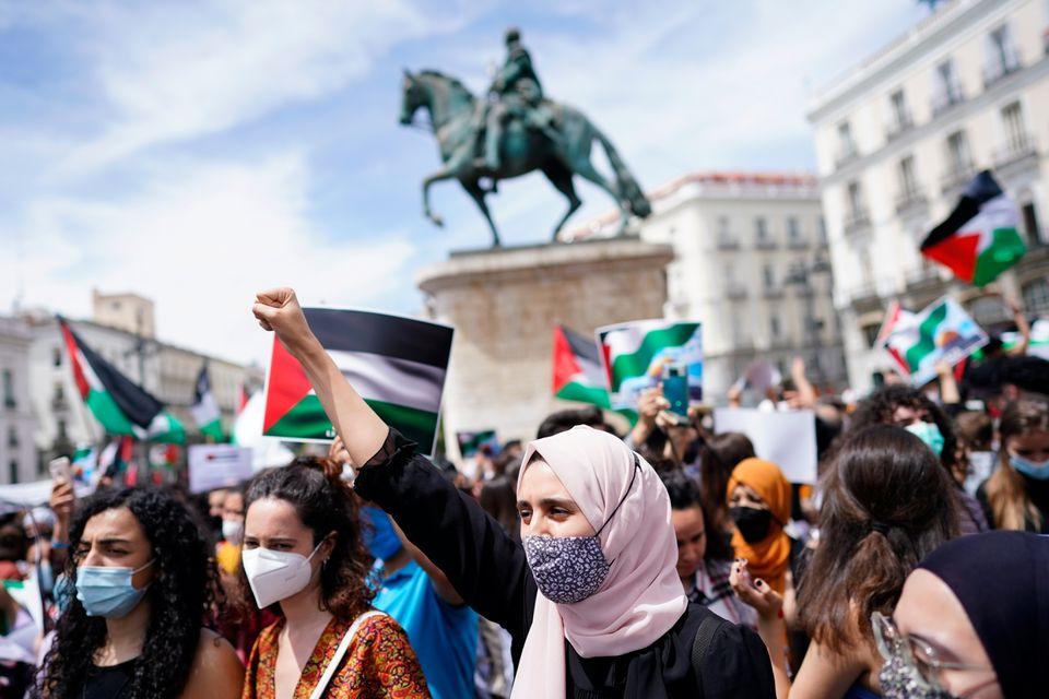 Bantu Palestina, Partai Ummat Siapkan Langkah Cerdas Lawan Israel