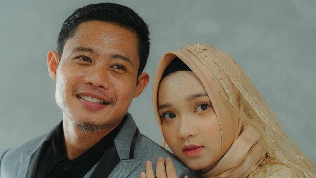 Evan Dimas dan Zahra Hakim. (foto: instagram.com/zahrahakiim)