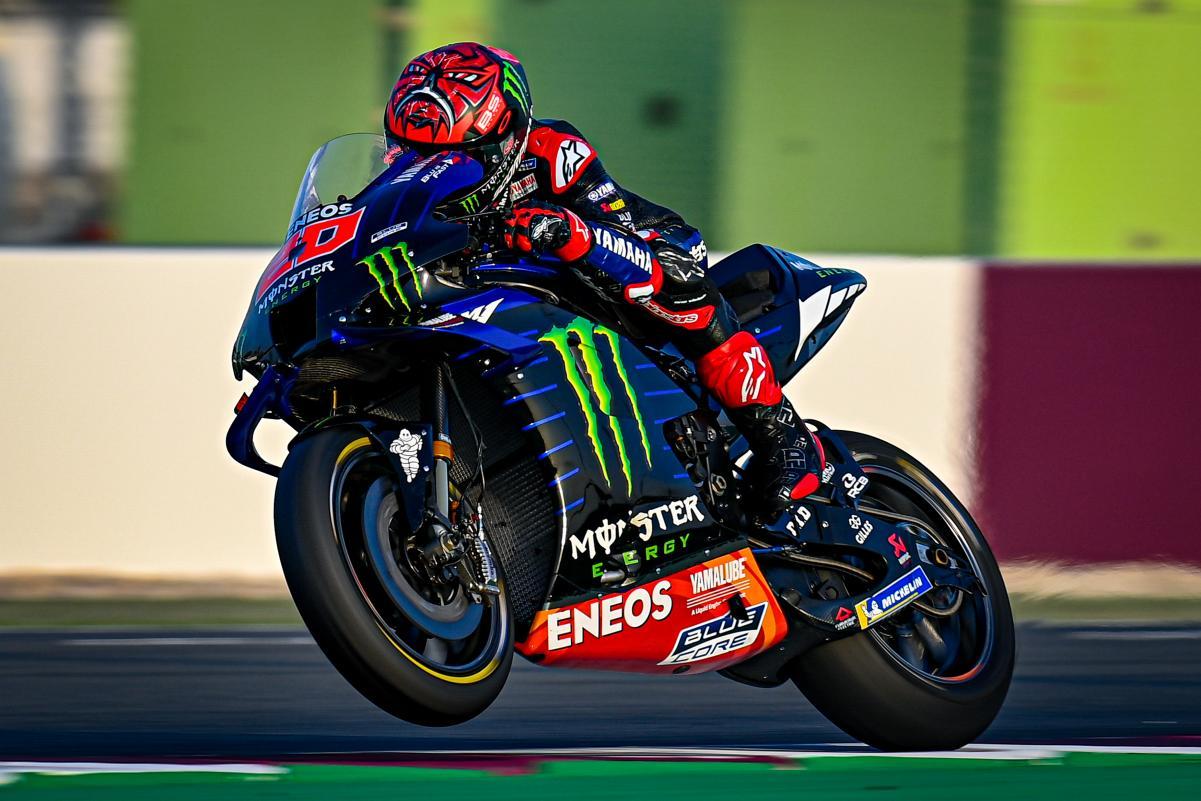 Link Live Streaming MotoGP Prancis: Yamaha Menguasai