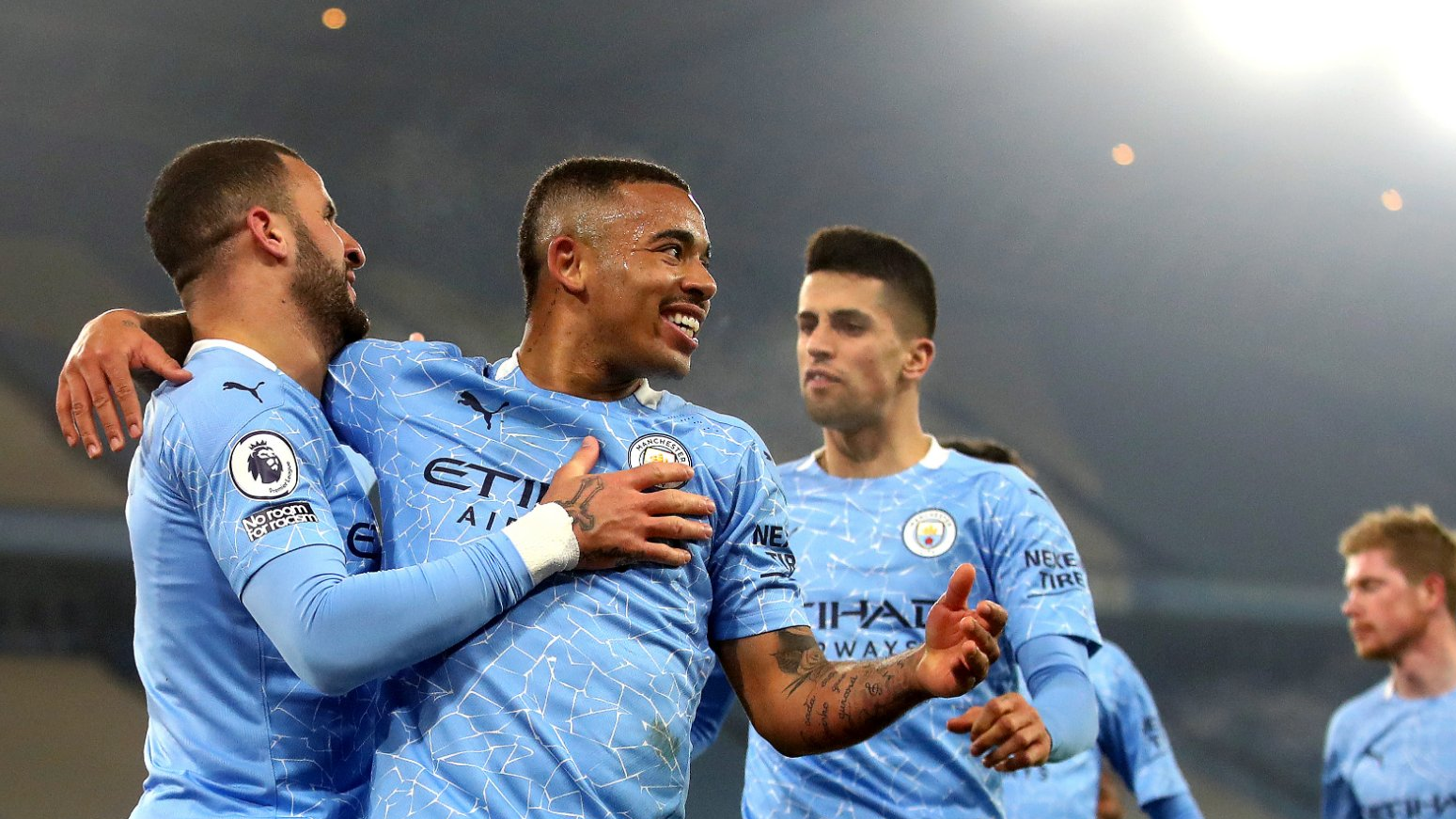Siap-siap Man United, 3 Faktor Ini Bakal Buat Man City Pesta Gol