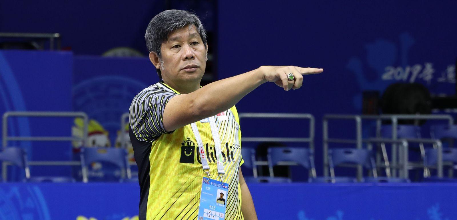 Herry Ip, pelatih ganda putra Indonesia. (foto: Badminton Indonesia via JPNN)