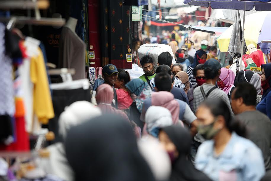 Merinding, Tanah Abang Bisa Jadi Tsunami Covid-19 di Indonesia