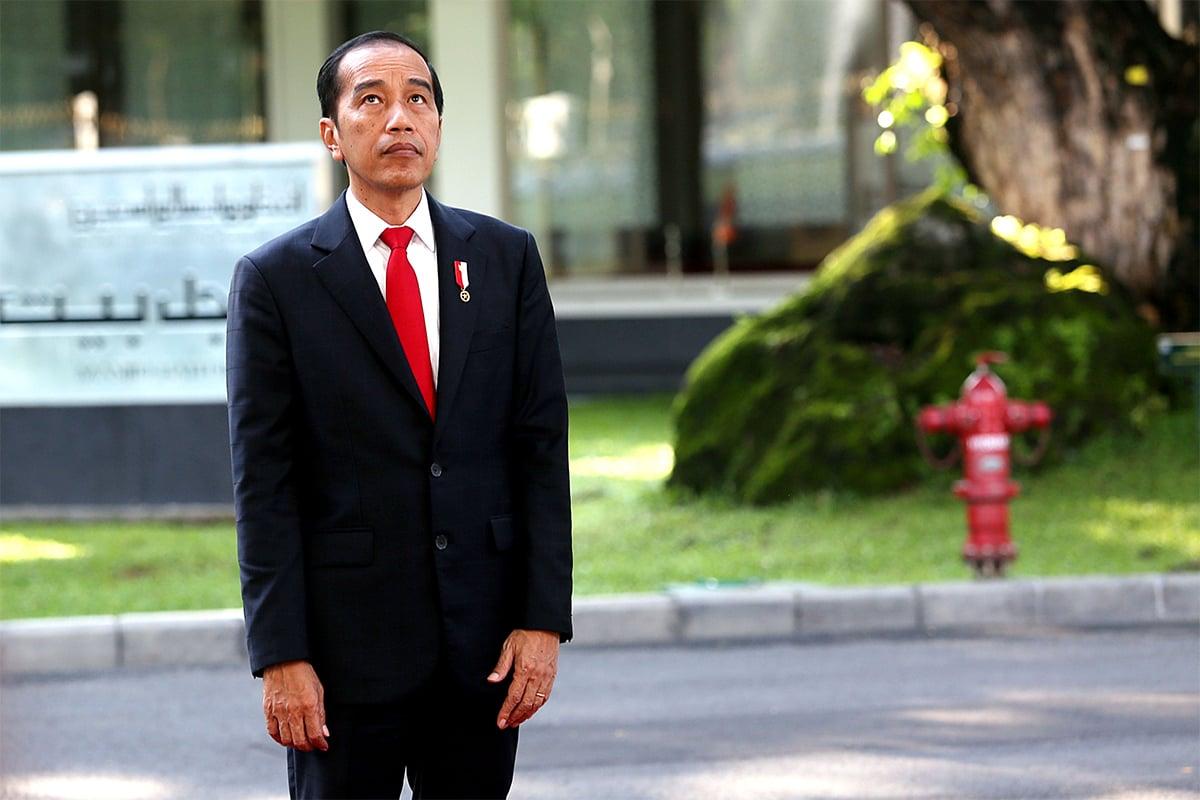 Jika Terus Begini, Jokowi Sudah Tidak Bisa Dipercaya Lagi