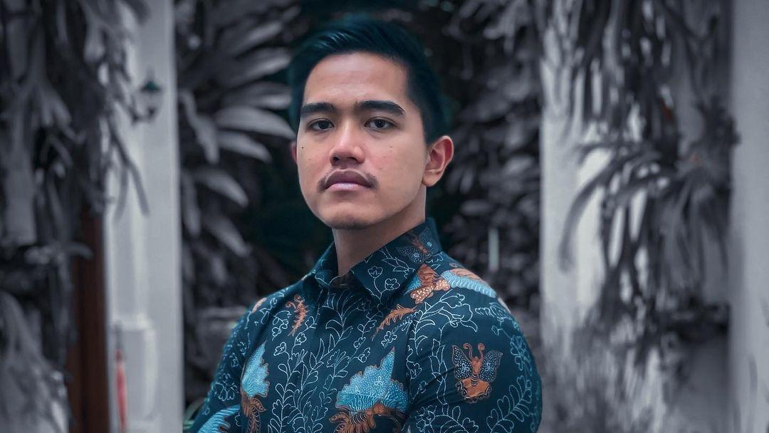 Kaesang Pangarep mendadak viral karena dikaitkan dengan Persis Solo. (foto: instagram.com/kaesangp)