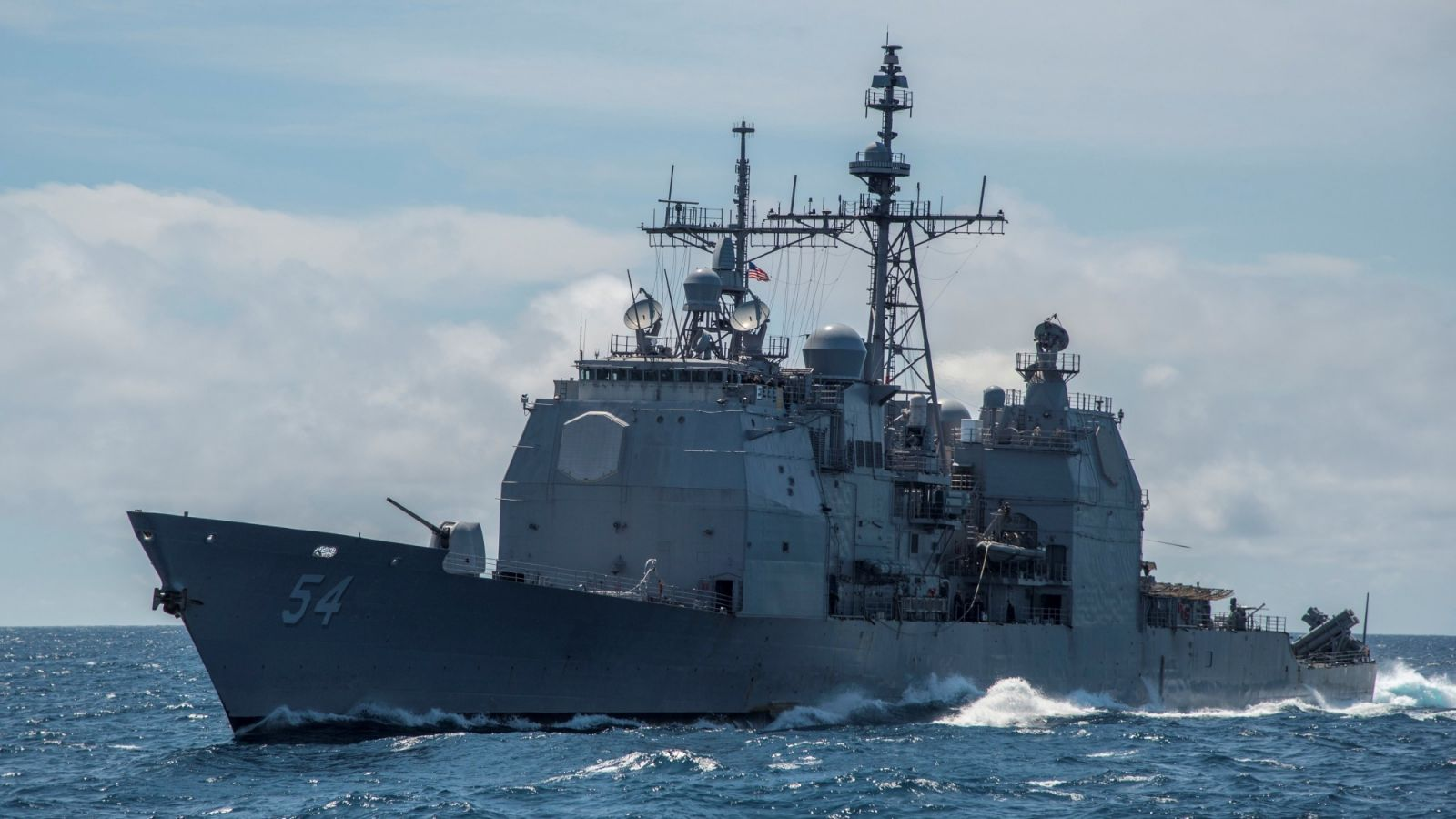 Kapal Perang Jerman Sosor Laut Natuna Utara, China Ngamuk