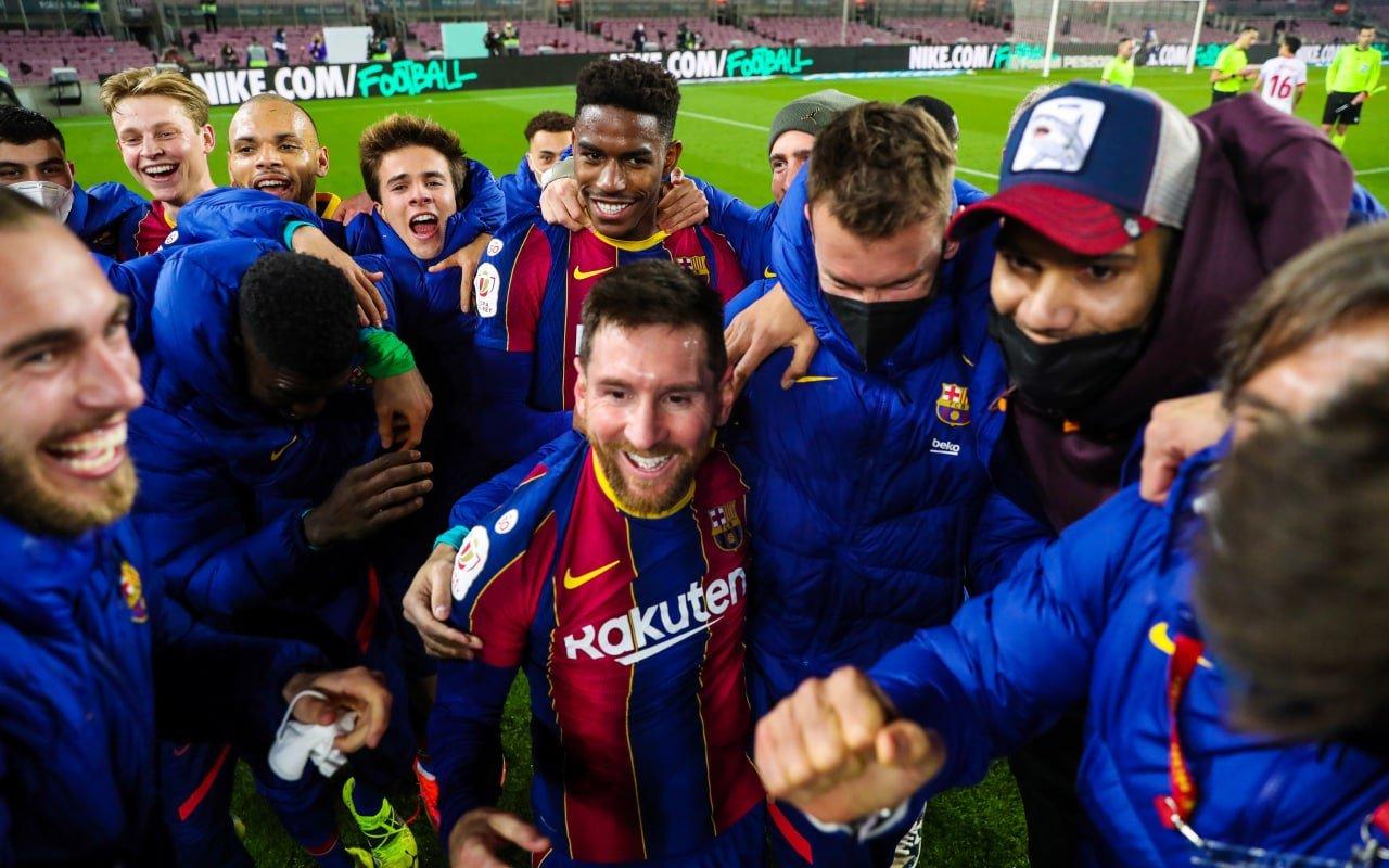 Menggelegar! Barcelona Pukul Telak Hinaan Sevilla, Ngeri!