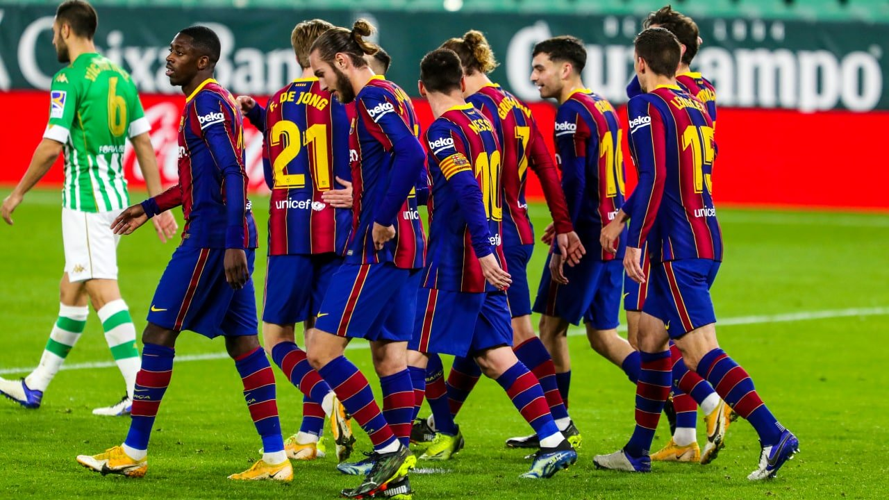 Live Streaming Liga Champions: Barcelona vs PSG. (foto: twitter.com/FCBarcelona)
