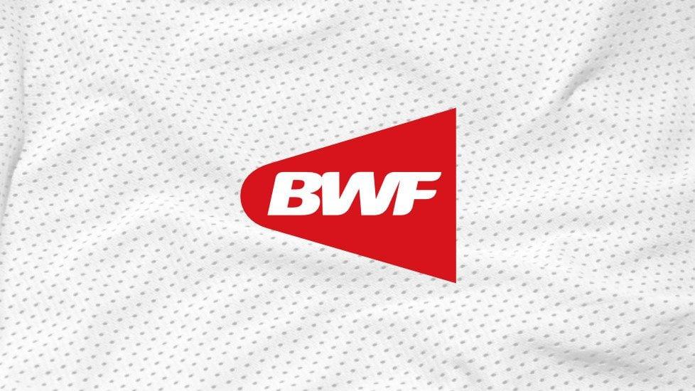 Logo BWF. (foto: BWF)