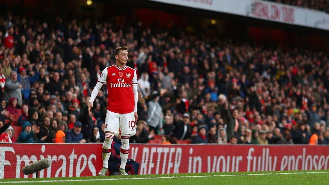 Licik! Ini Trik Tak Terduga Ozil untuk Cepat Tinggalkan Arsenal
