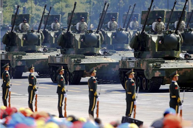 Militer China bisa saja turun langsung ke Myanmar untuk menyudahi kasus di negara tersebut. (foto: REUTERS/Damir Sagolj)