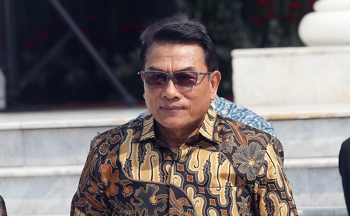 Kubu Agus Harimurti Yudhoyono (AHY) memberikan tantangan telak kepada Moeldoko di tengah polemik panas Demokrat. (foto: Ricardo/JPNN)