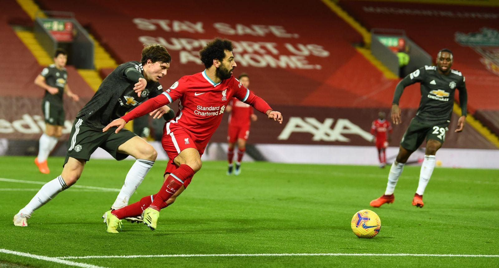Hasil Pertandingan Liverpool vs Manchester United: Membosankan!