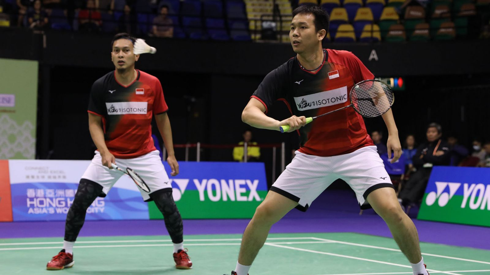 Rekap Hasil Pertandingan Thailand Open: Ahsan/Hendra Gugur