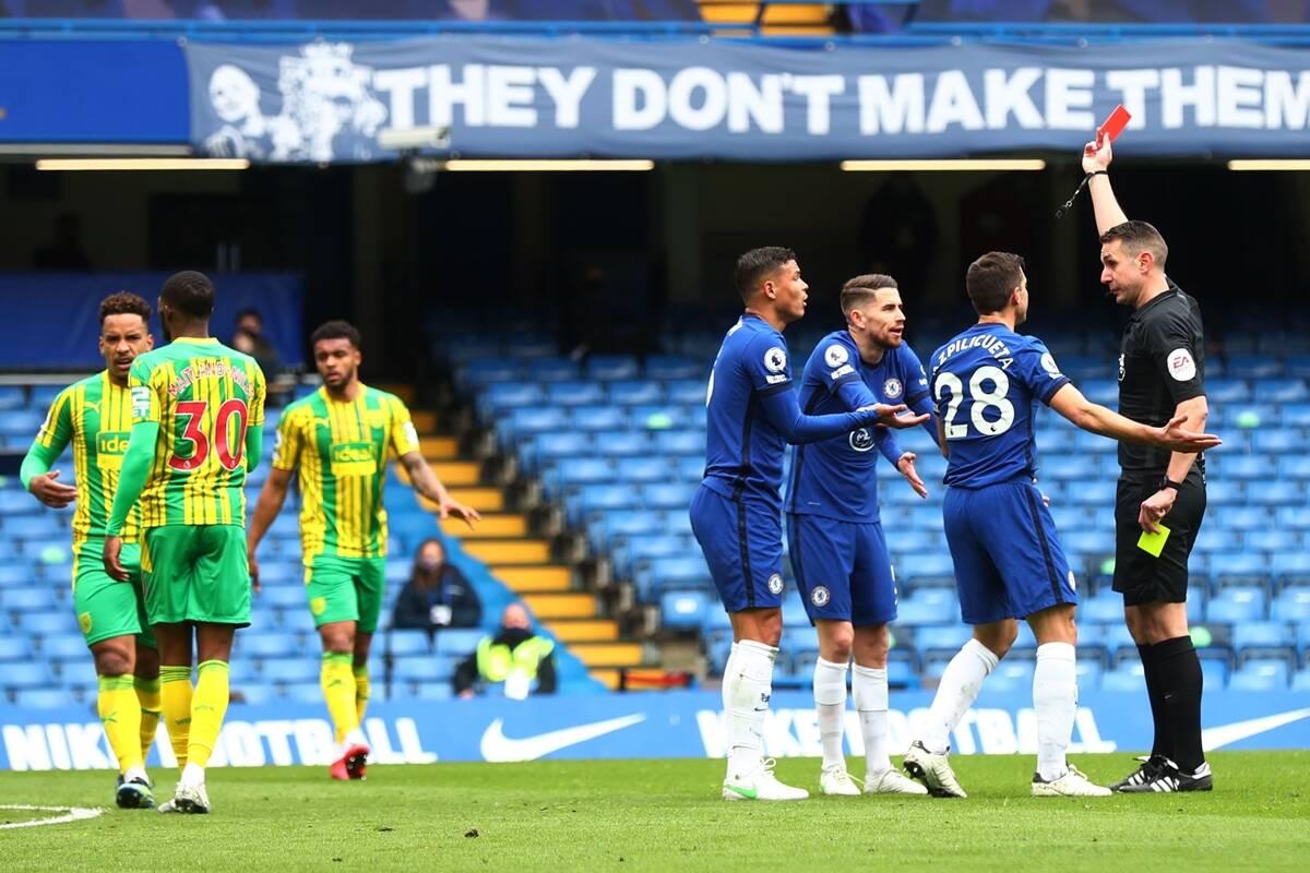 Misi kebangkitan menjadi agenda The Blues dalam pertandingan Porto vs Chelsea yang dapat disaksikan secara langsung via link live streaming. (foto: Reuters)