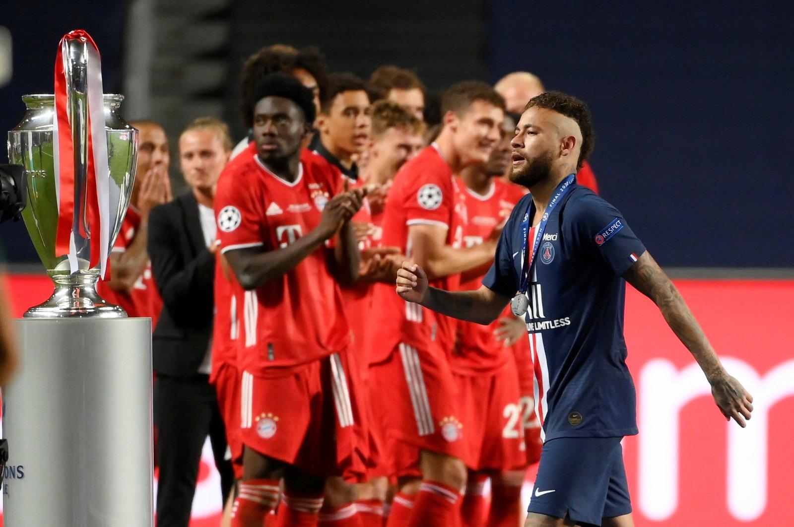 Terdapat misi balas dendam dalam pertandingan Bayern Munchen vs PSG yang dapat disaksikan secara langsung via link live streaming. (foto: Reuters)