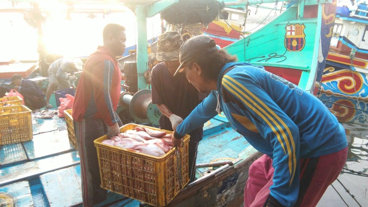 Nelayan. (foto: Dok KKP)