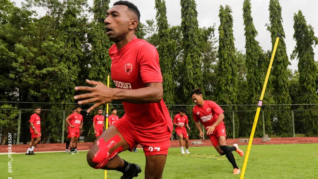Nuansa Kental PSM Makassar di Semifinal Piala Menpora
