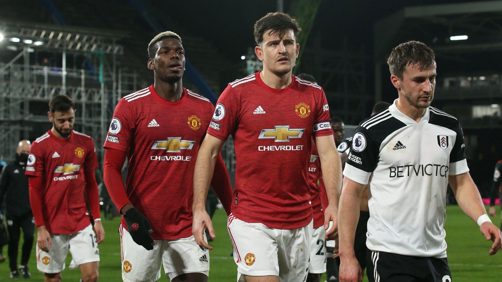 Klasemen Liga Inggris Hari Ini: Pogba Selamatkan Muka Man United
