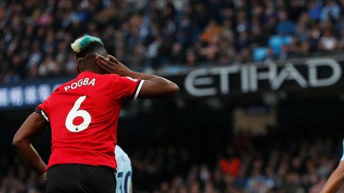 Comeback, Aksi Maut Pogba Bawa Man United Hancurkan Man City