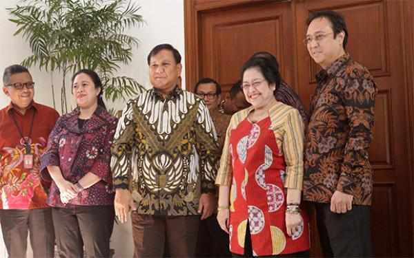 Hasil Simulasi Pemilihan Presiden (Pilpres) 2024 mengeluarkan angka yang mencengangkan, dengan duet Prabowo-Puan yang tak bisa dikalahkan. (foto: Ricardo/JPNN)