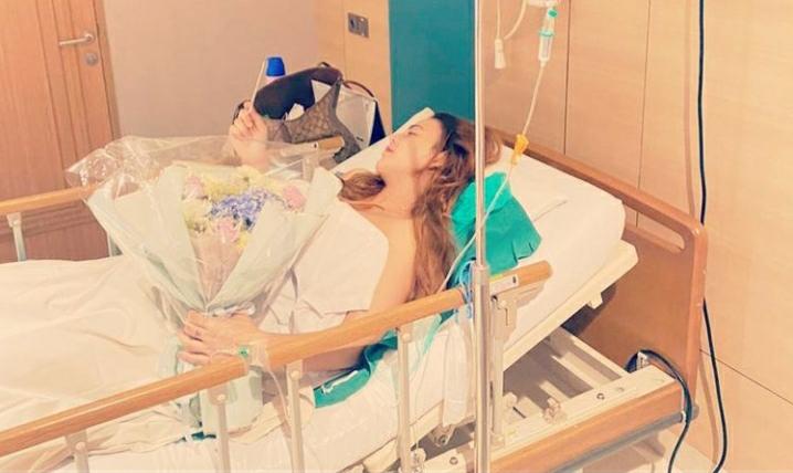 Model cantik Ratu Rizky Nabila membongkar perlakuan tak pantas yang dilakukan oleh mantan suaminya, Alfath Fathier usai melahirkan anaknya. (foto: Instagram/raturn)