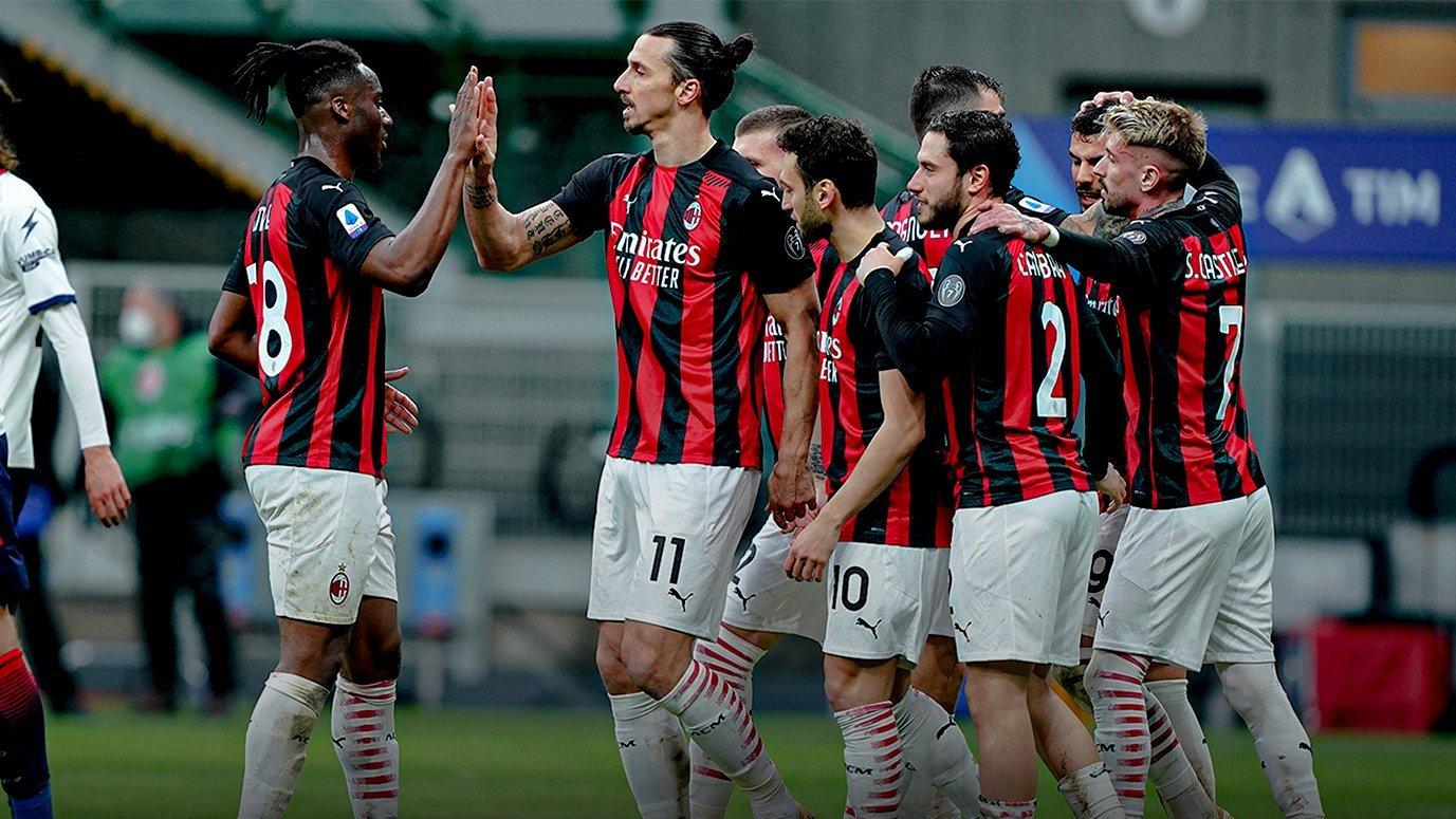 Live Streaming Liga Italia: AC Milan vs Udinese. (foto: twitter.com/acmilan)