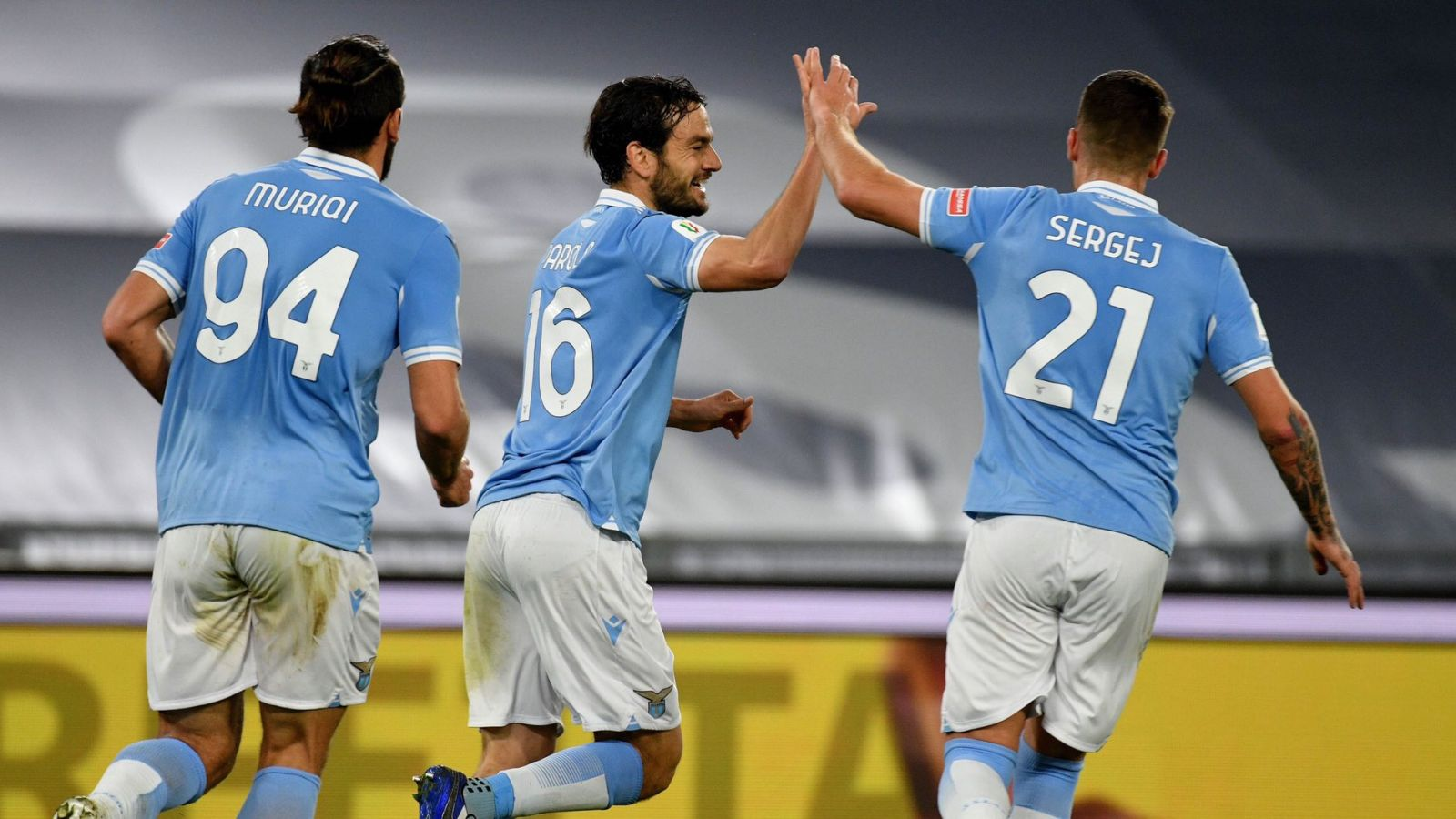 Live Streaming Liga Champions: Lazio vs Bayern Munchen. (foto: twitter.com/OfficialSSLazio)