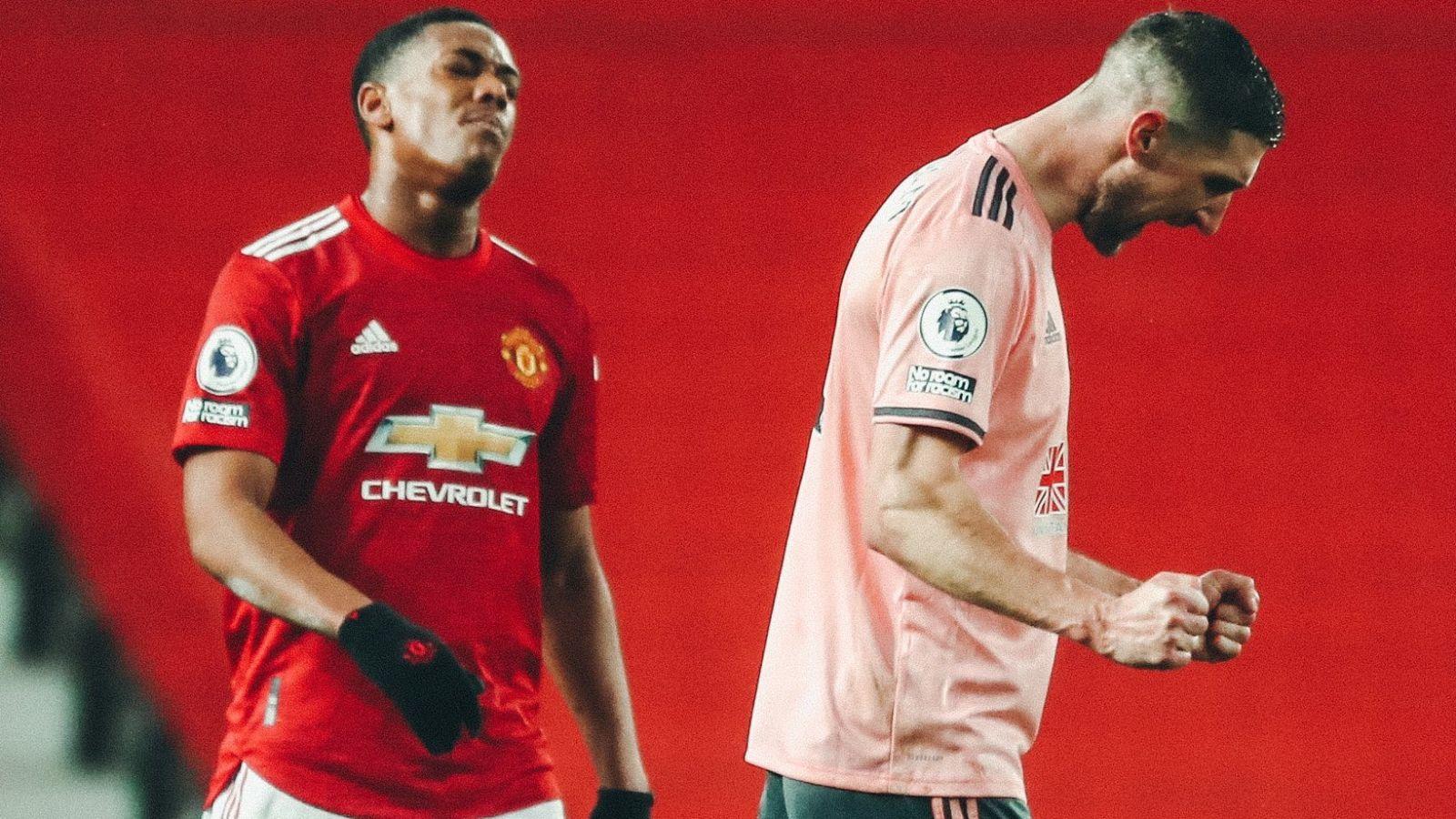 3 Fakta 'Busuk' Man United Usai Dihajar Sheffield di Old Trafford