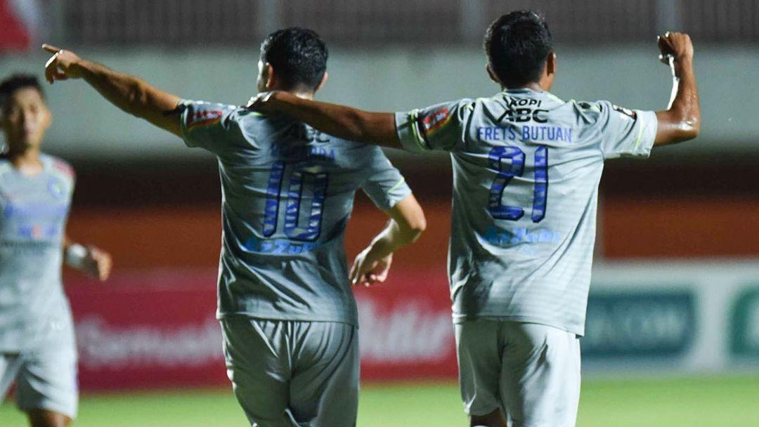 Terdapat satu pemain Persib Bandung yang ditakuti oleh pelatih PSS Sleman, Dejan Antonic. (foto: IG Persib)