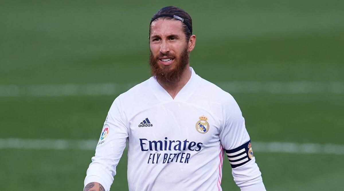 Nasib sial tengah menimpa Real Madrid, yang mana membuat pintu hoki Liverpool terbuka lebar. (foto: Reuters)