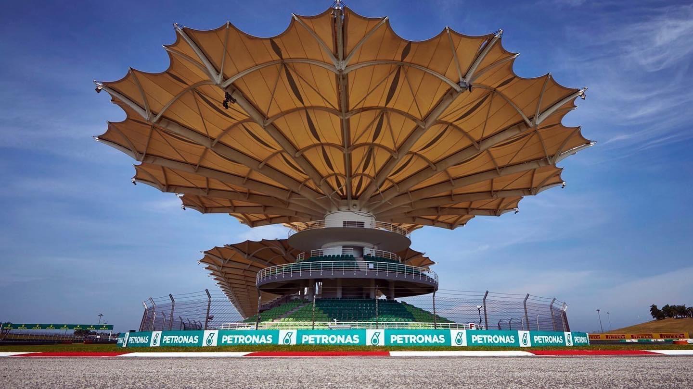Sirkuit Sepang, Malaysia. (foto: twitter.com/sepangcircuit)