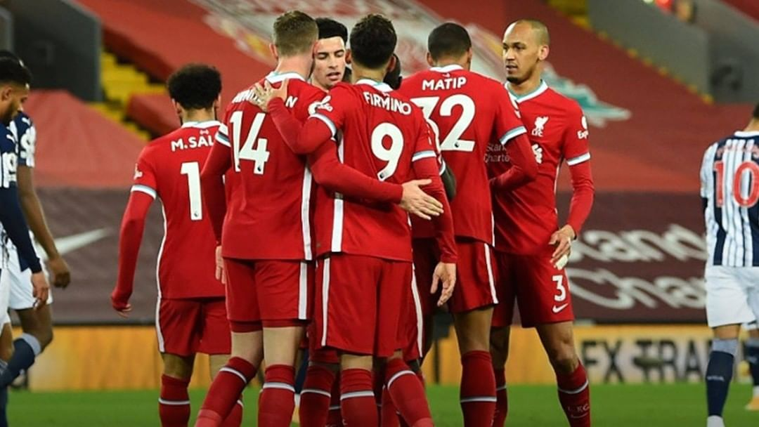 Live Streaming Liga Inggris: Liverpool vs Burnley