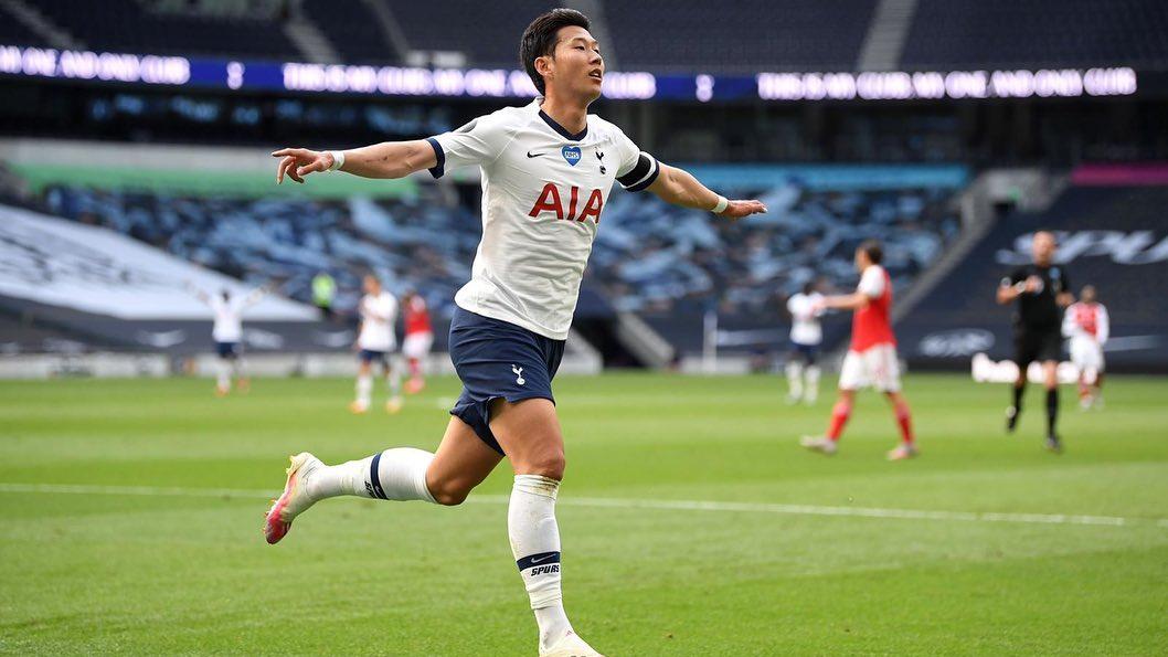 Jadwal Liga Europa Hari Ini: Tottenham vs Wolfsberger. (foto: instagram.com/hm_son7)