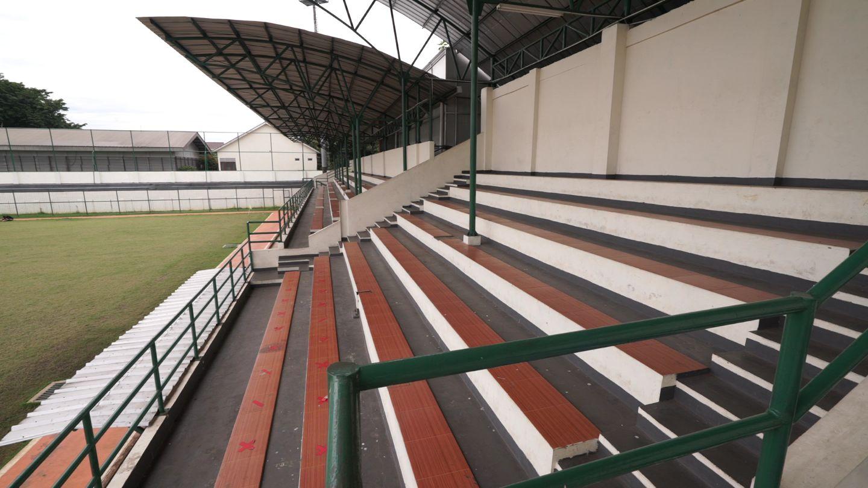 Stadion Merpati, Wajah Baru di Balik Gedung Pencakar Langit Depok