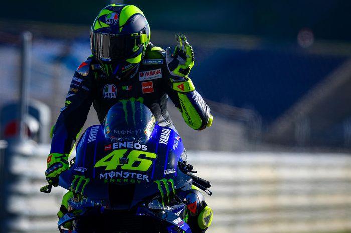 Valentino Rossi. foto: MotoGP