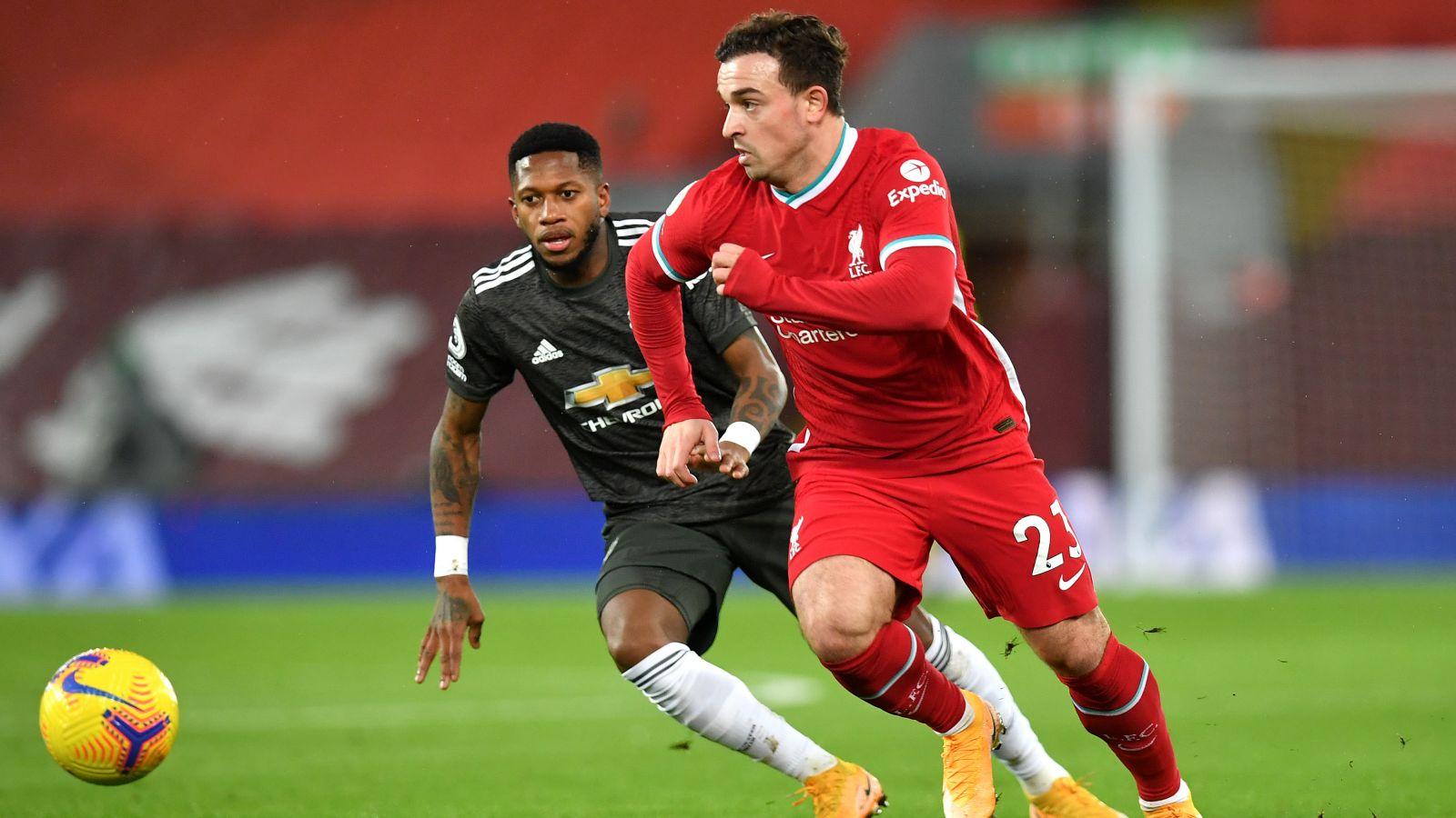 Diimbangi Man United, Liverpool Pecahkan Rekor Buruk 16 Tahun