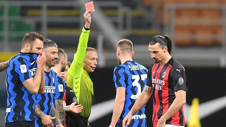 Jadi Biang Kerok Kekalahan AC Milan, Ibrahimovic Diamuk Pioli
