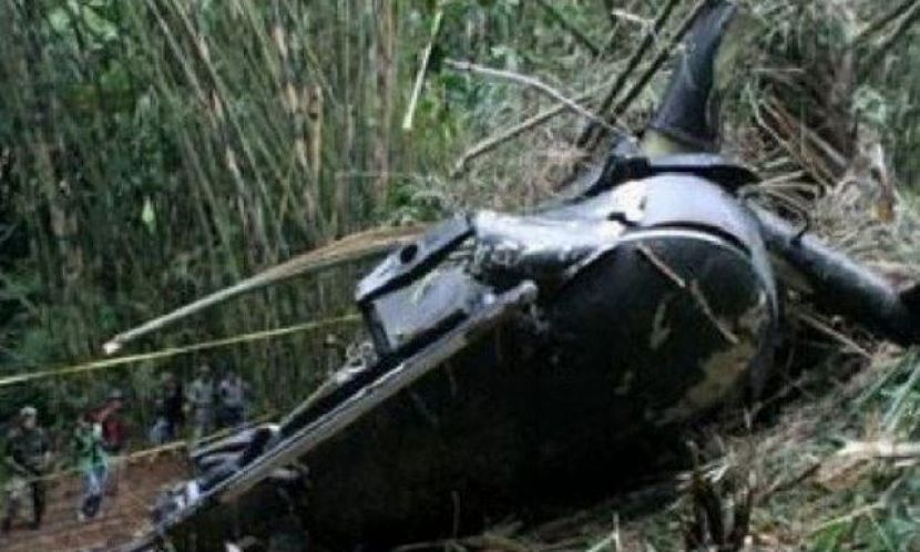 Detik-detik Kecelakaan Helikopter Militer Turki, Dibikin Ambyar