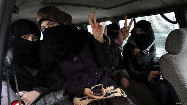Ironi, Kisah Gadis Inggris Teman Tidur Pejabat ISIS, Buat Lemas