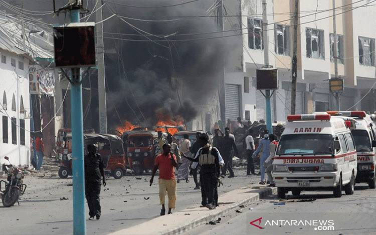 Serangan Bom Bunuh Diri Tewaskan 20 Warga Sipil, Bikin Miris