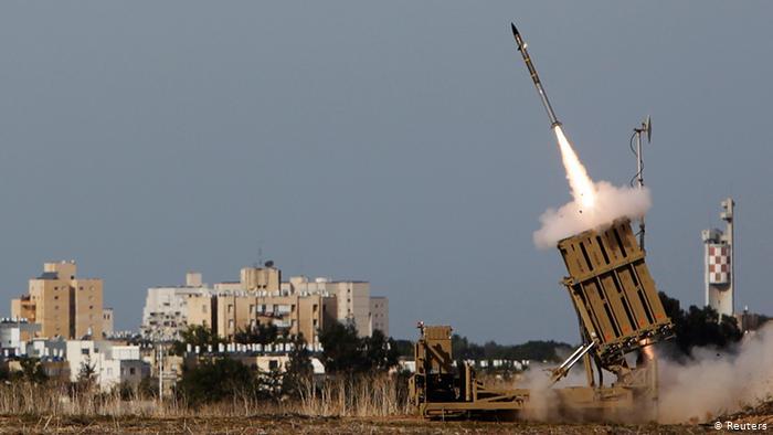 Roket Setan Israel Menancap di Damaskus, Buat Kiamat Kian Dekat