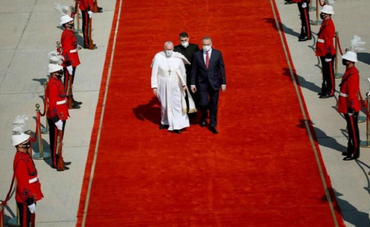 Doa Paus Fransiskus ke Tuhan Menggelegar, Isinya Mencengangkan
